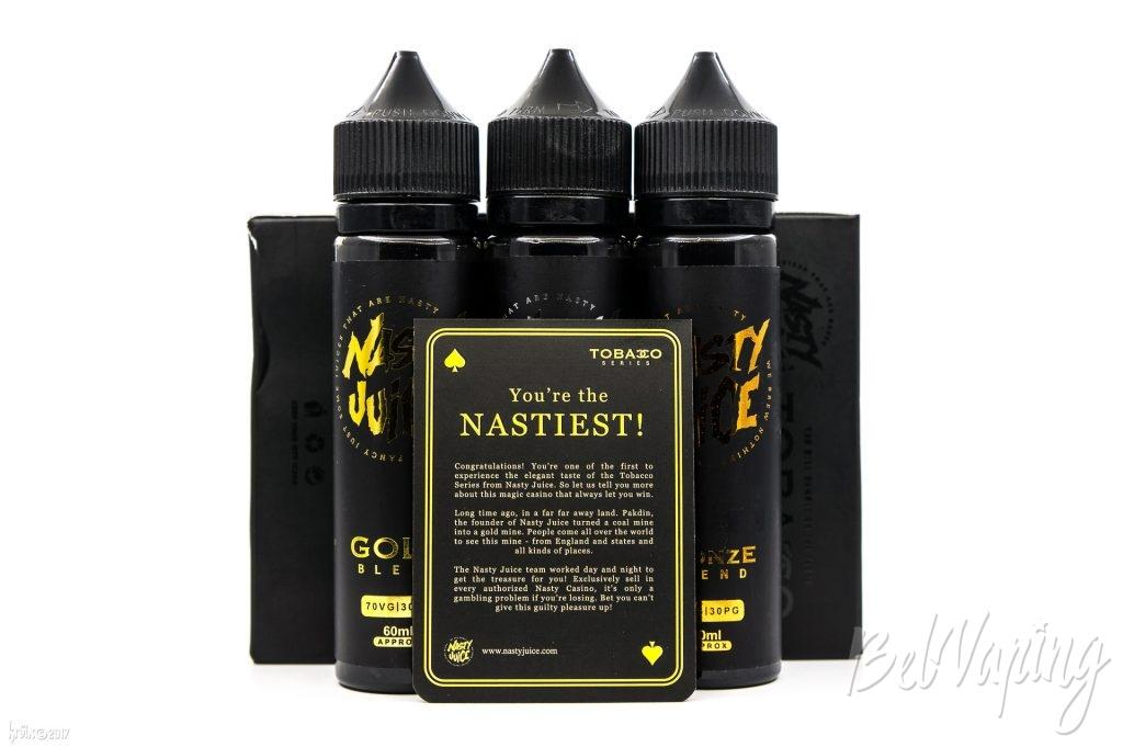 Жидкость Nasty Juice - Tobacco Series