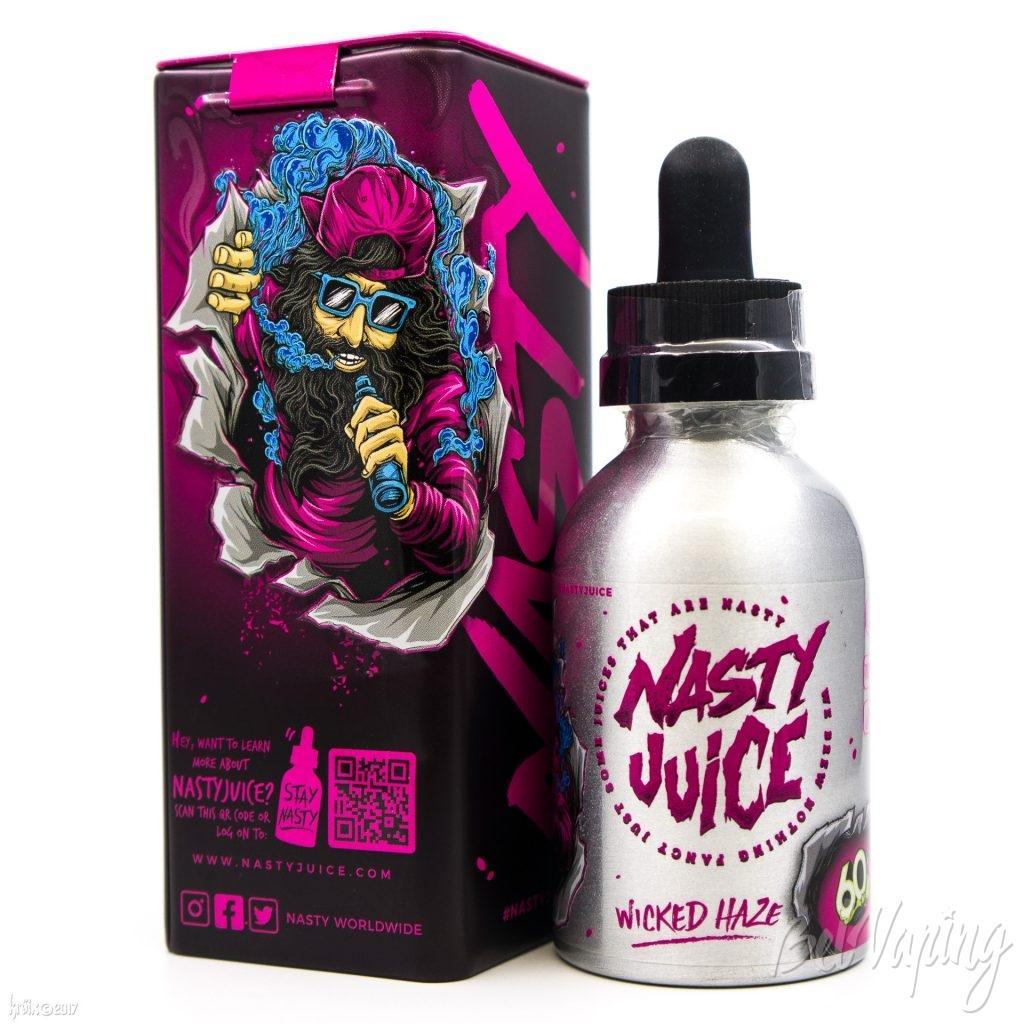 Жидкость Nasty Juice — Wicked Haze (Double Fruity Series)