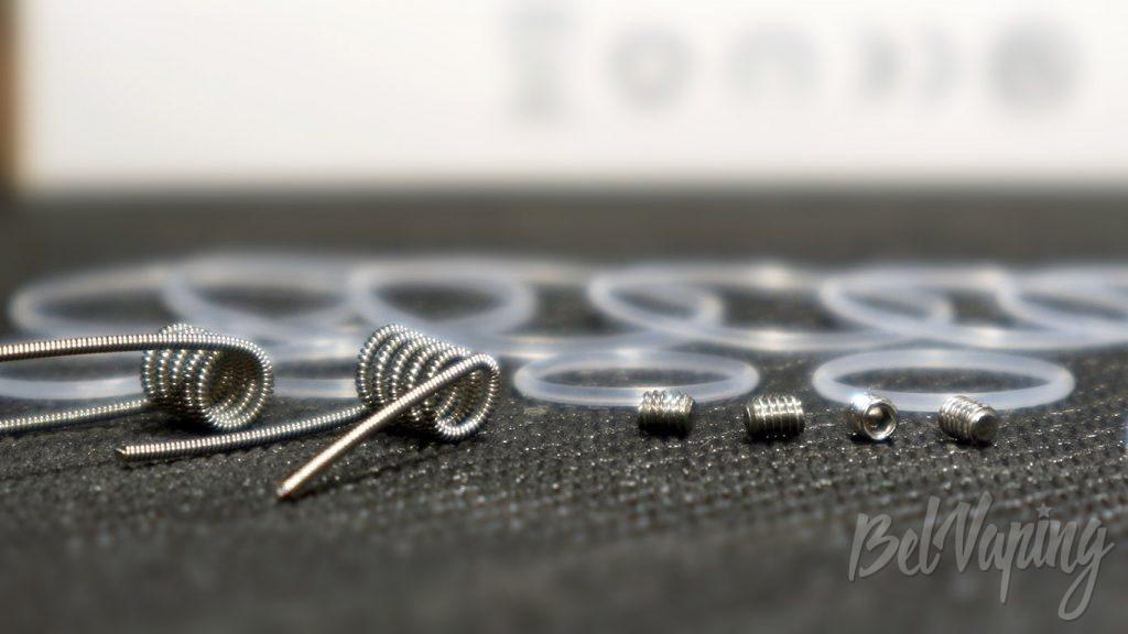 OBS Crius Plus RTA - свистелки и перделки