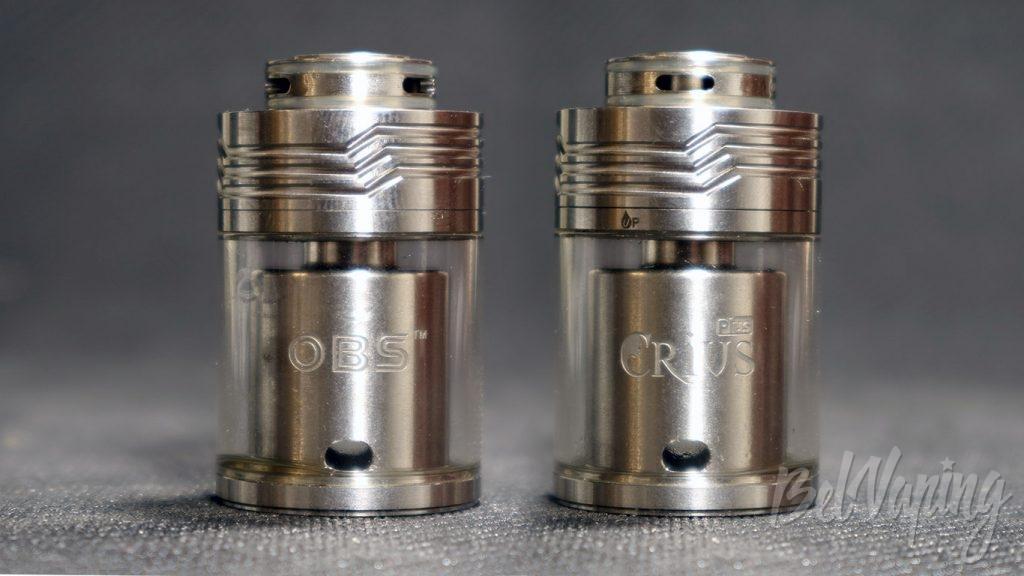 OBS Crius Plus RTA - ёмкость хранения жидкости