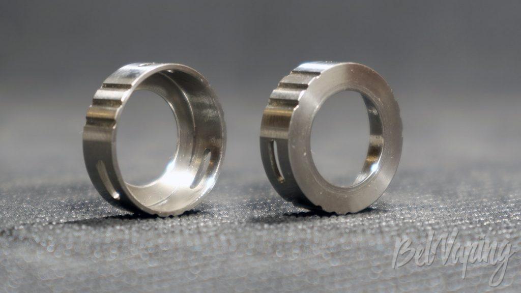 OBS Crius Plus RTA - кольцо регулировки дополнительной подачи жидкости