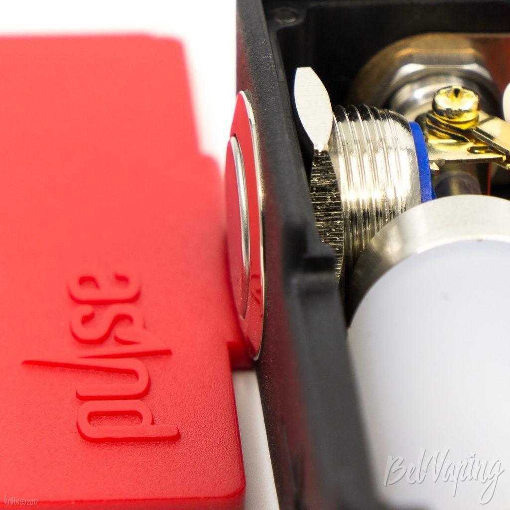 Кнопка Fire боксмода Pulse BF Box Mod