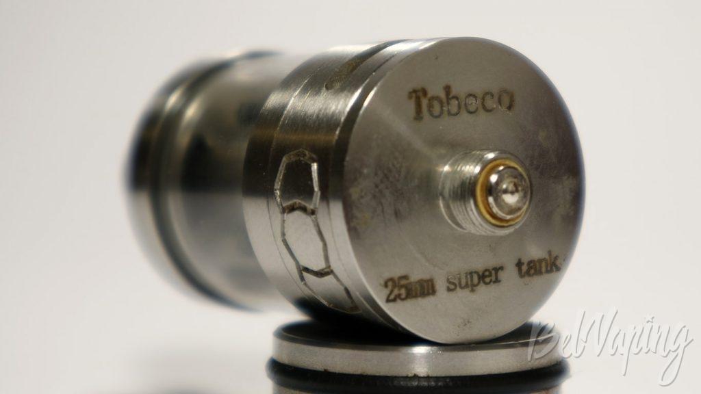 TOBECO SUPER Tank (25mm) - 510 коннектор