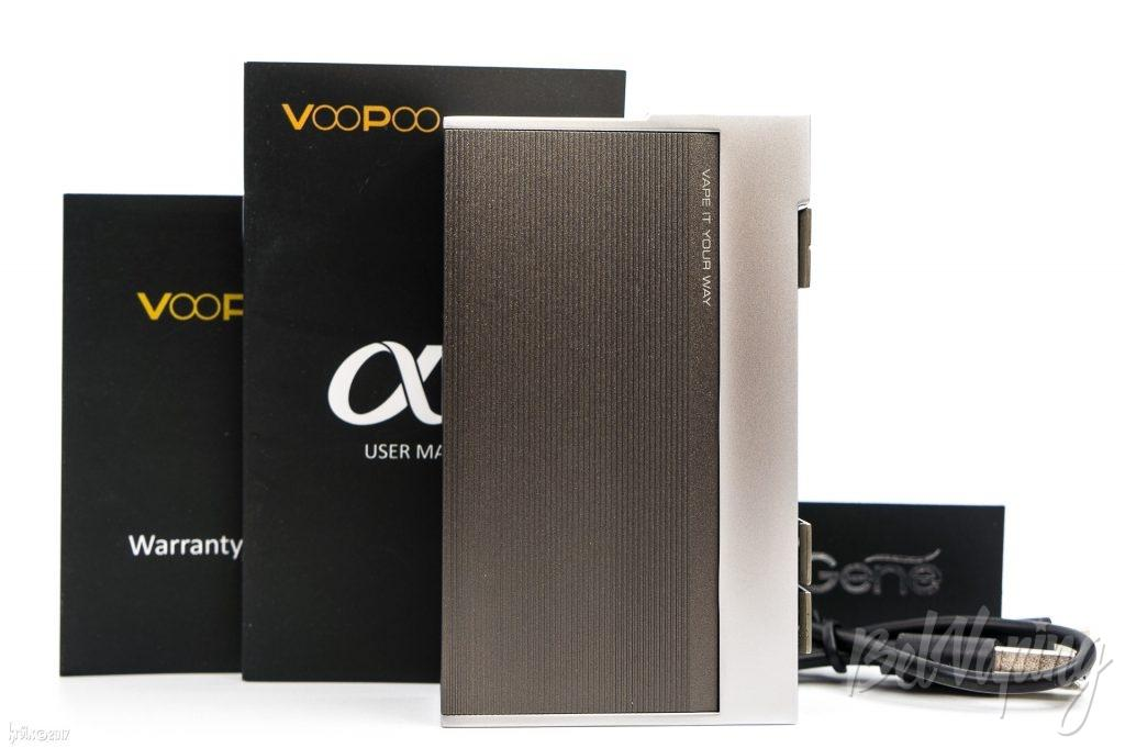 Комплект Voopoo Alpha One 222W