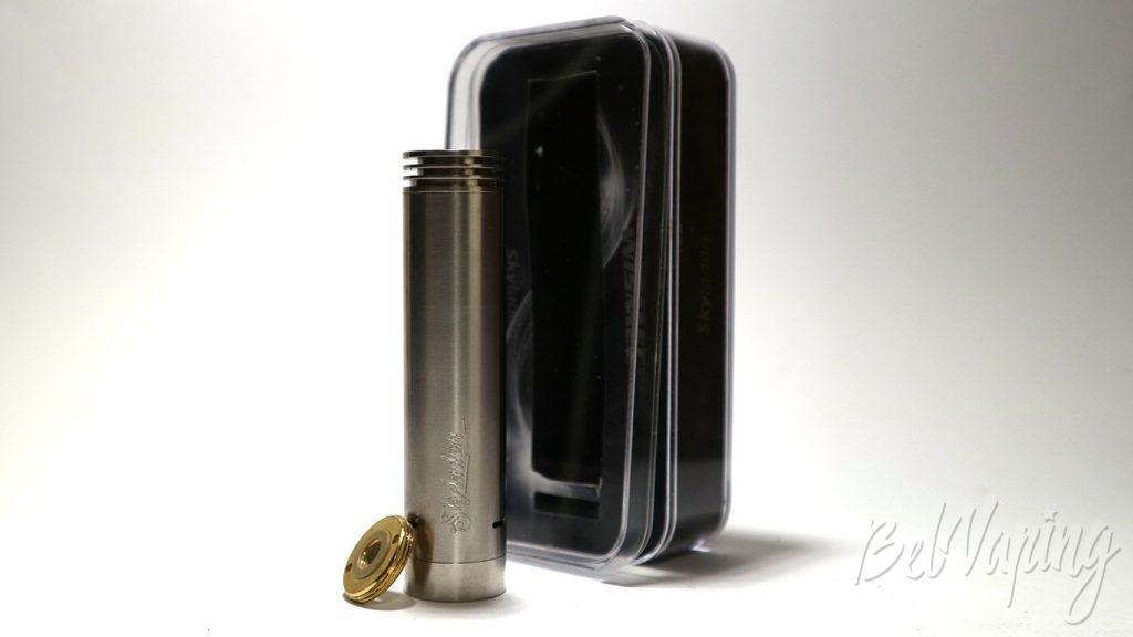 WISMEC Skyladon - комплект поставки