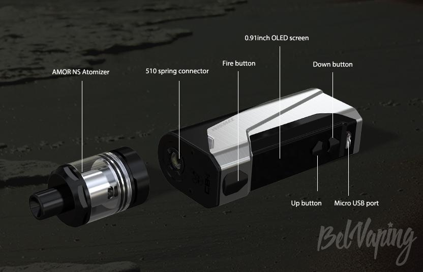 Конструктив Wismec CB-60