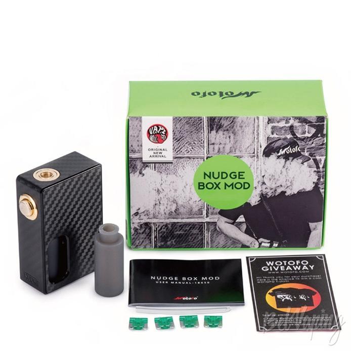 Комплектация Wotofo Nudge Box