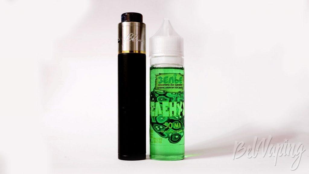 Жидкость Зелье: мешанина для гурмана от Jekka70