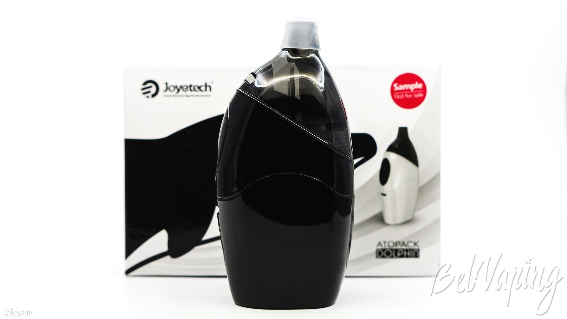 Обзор Atopack Dolphin от Joyetech