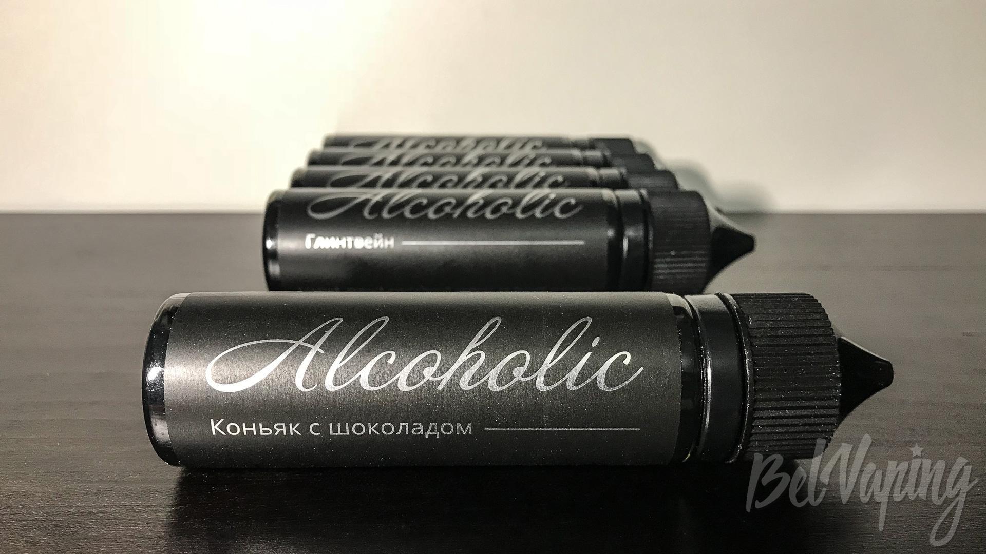 Обзор жидкости Alcoholic от Dictator Liquid's