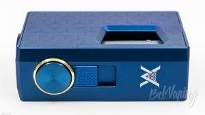 Блокировка кнопки Athena Squonk Box