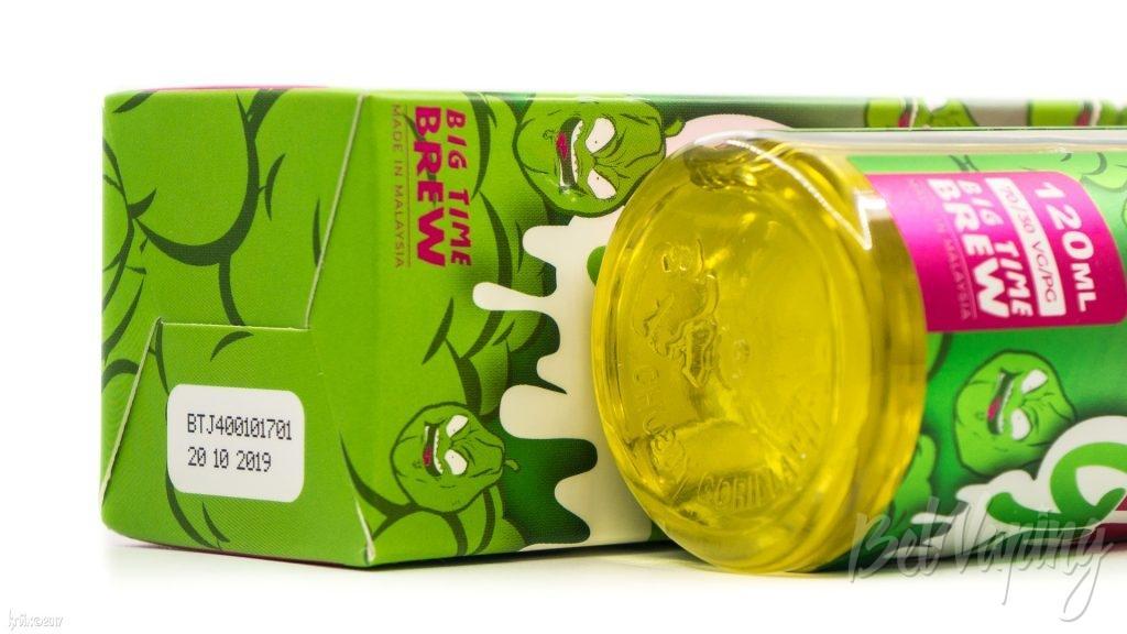 Упаковка и тара жидкости Big Time Juice