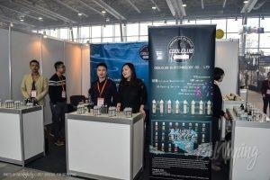 Редкие Китайцы на Vapexpo 2017 Moscow