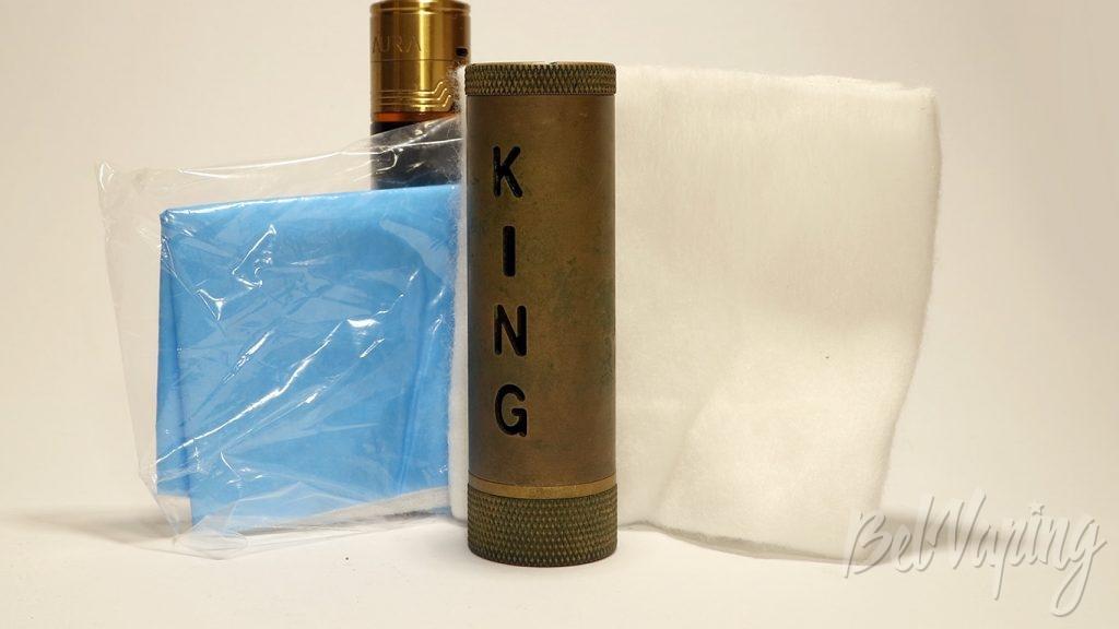 #MECHMODPOLICH - салфетки для полировки - комплект