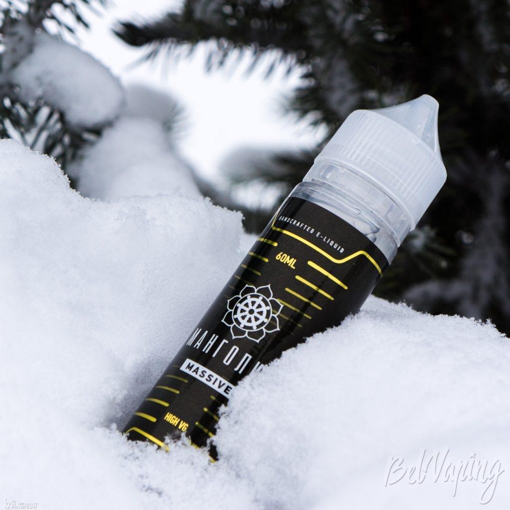 Манголия Massive от BlackBox Liquids