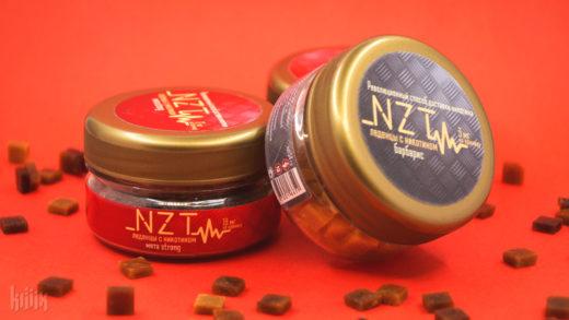 Обзор никотиновых леденцов NZT