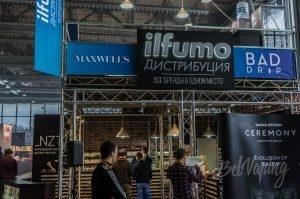 Отповики Vapexpo 2017 Moscow