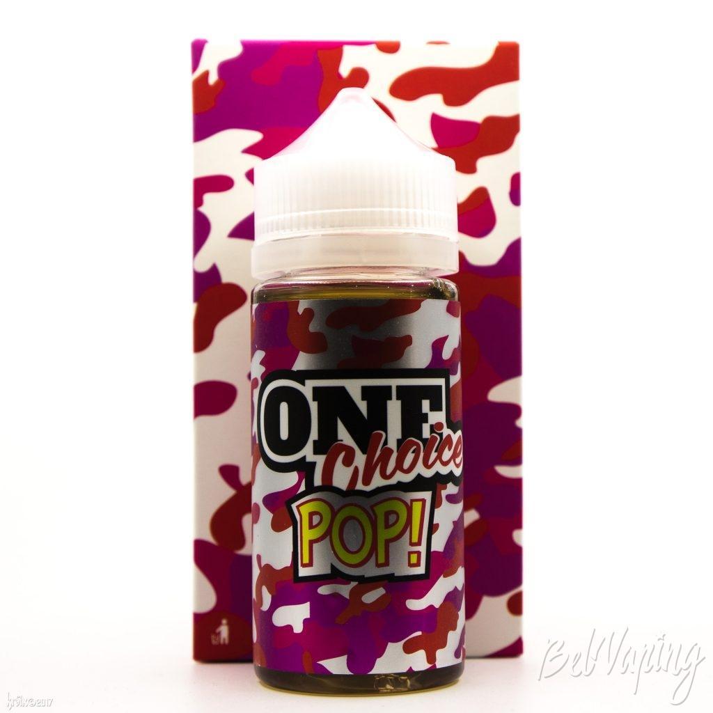 Жидкость One Chois - Pop!