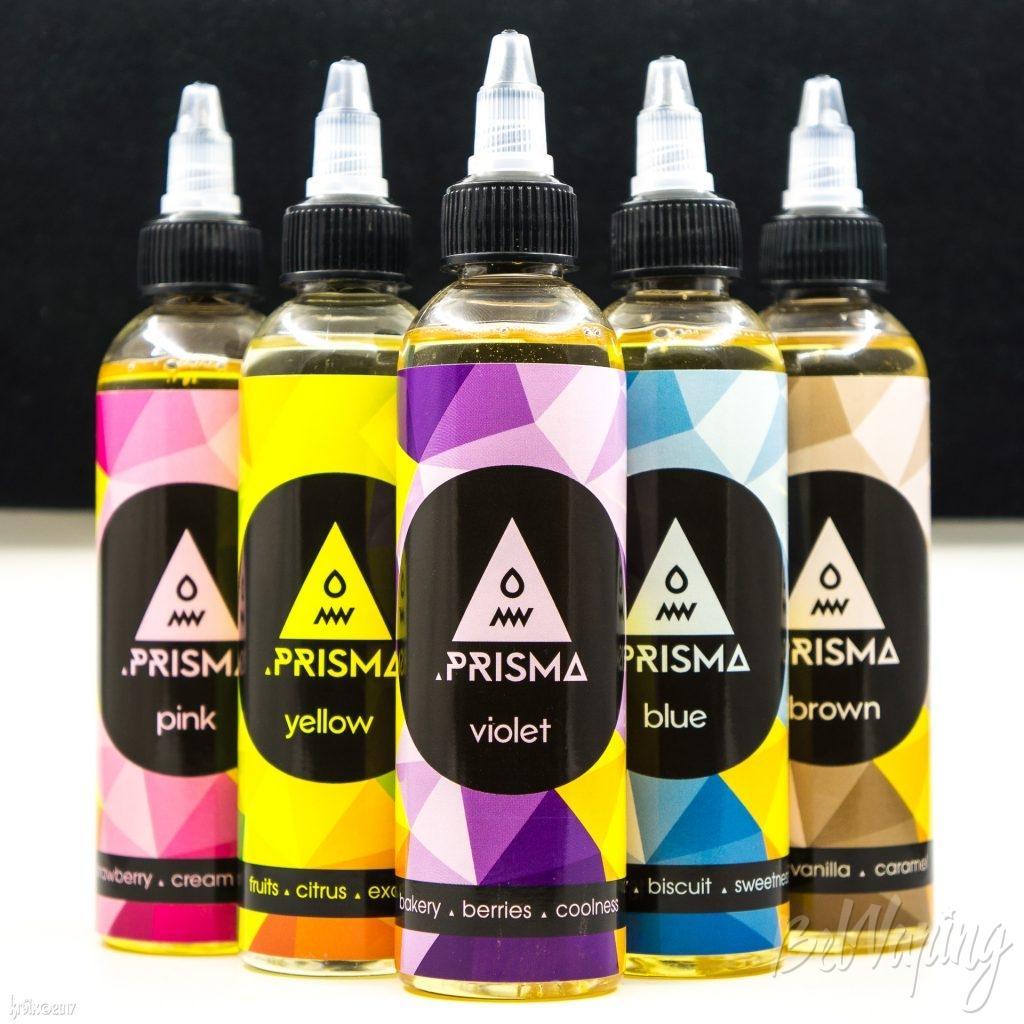 Линейка жидкости Prisma