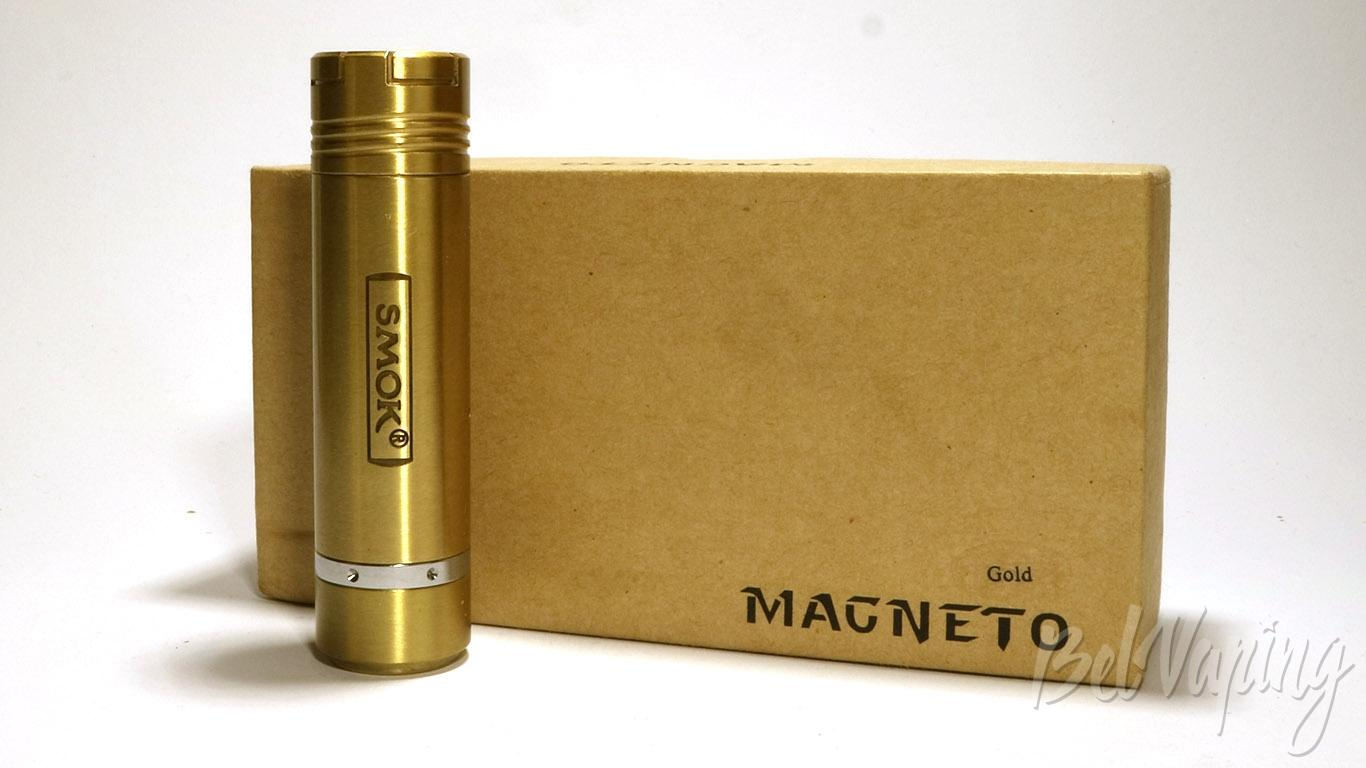 Обзор мехмода SMOK Magneto
