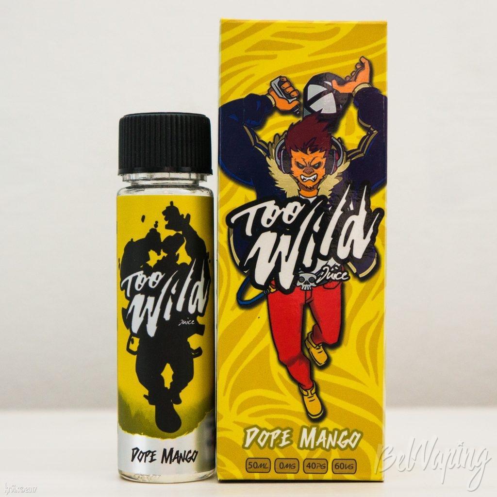 Жидкость Too Wild - Dope Mango
