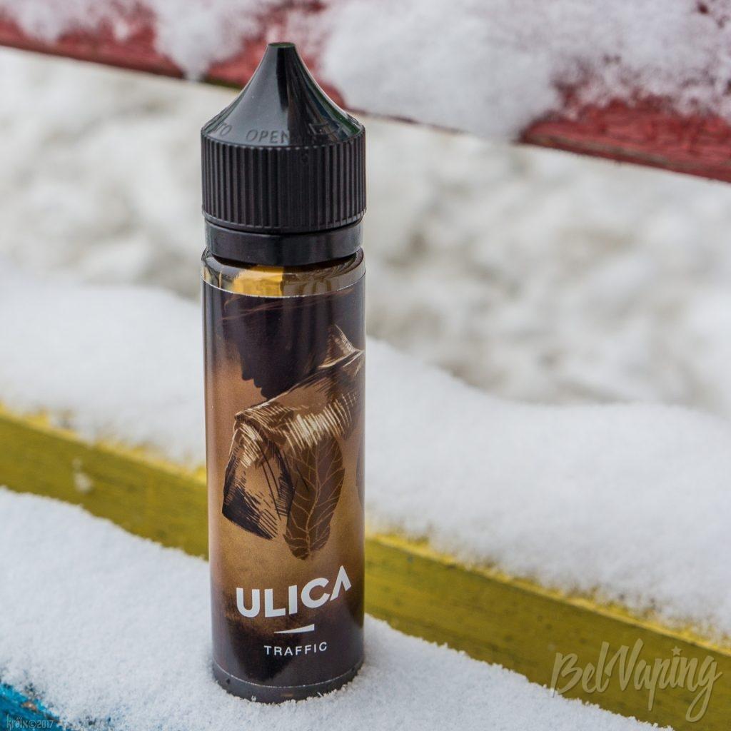 Жидкость ULICA VAPE - TRAFFIC