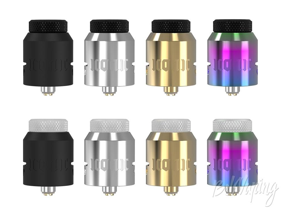 Внешний вид Vandy Vape Iconic RDA