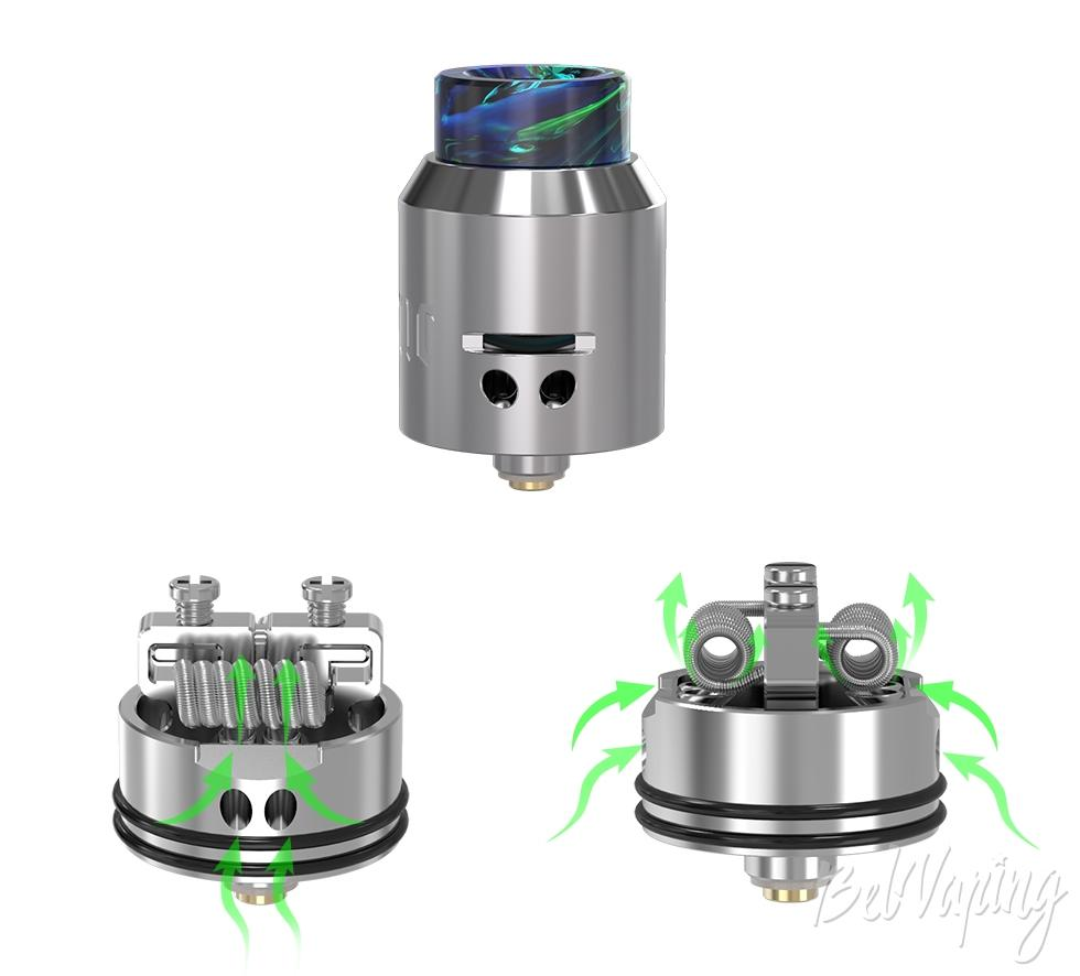 Обдув Vandy Vape Iconic RDA