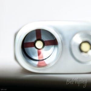 Плюсовой контакт аккумуляторного отсека SWAG 80W TC Box Mod