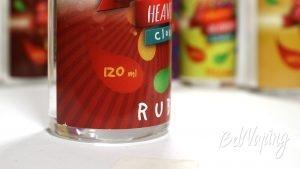 Жидкости Frutti Heavens - объём флакона