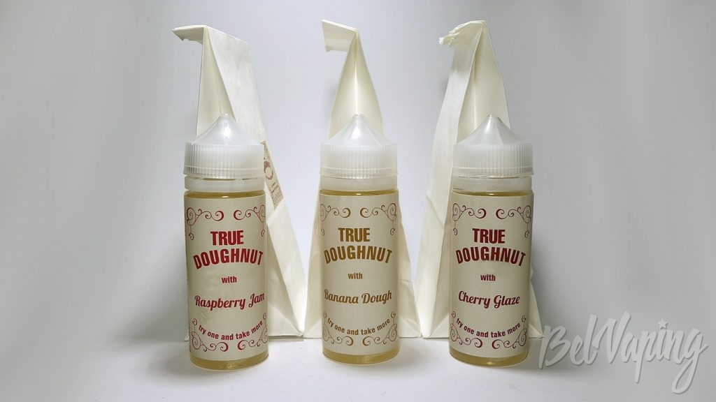 Жидкости True Doughnut - пакетики