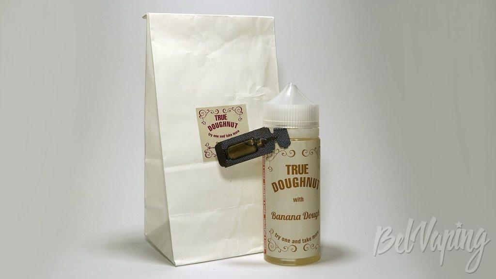 Жидкости True Doughnut - комплект поставки