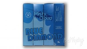 Жидкости Misty Cloud - вкус Blue Diamond, упаковка