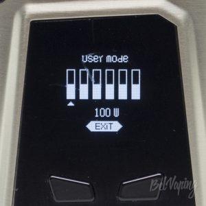 Режим преднагрева IJOY CAPO 100