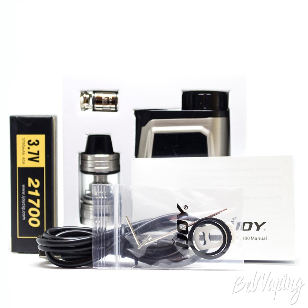 Комплектация IJOY CAPO 100 Kit
