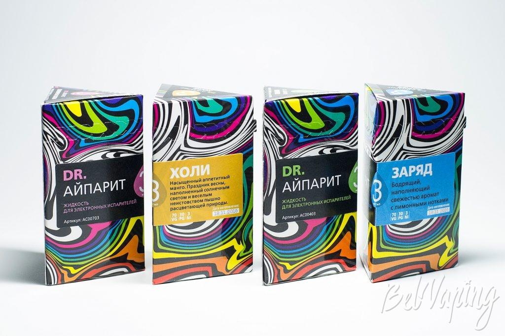Упаковка жидкости DR.АЙПАРИТ