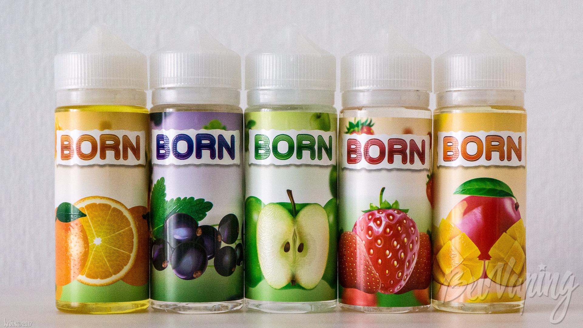 Обзор жидкости BORN