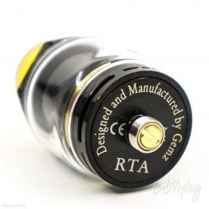 Внешний вид Axis RTA снизу