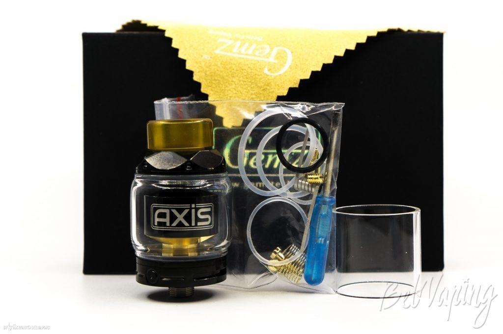 Комплект поставки Axis RTA от Gemz