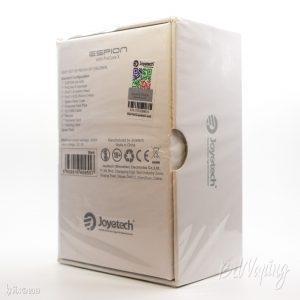 Упаковка ESPION 200W with ProCore X TC Kit