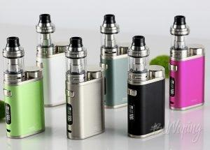 Цвета набора Eleaf iStick Pico 21700 with ELLO