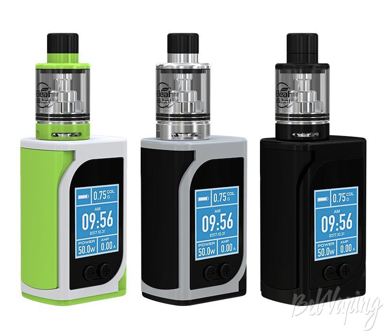 Расцветки Eleaf iStick Kiya with GS Juni Kit