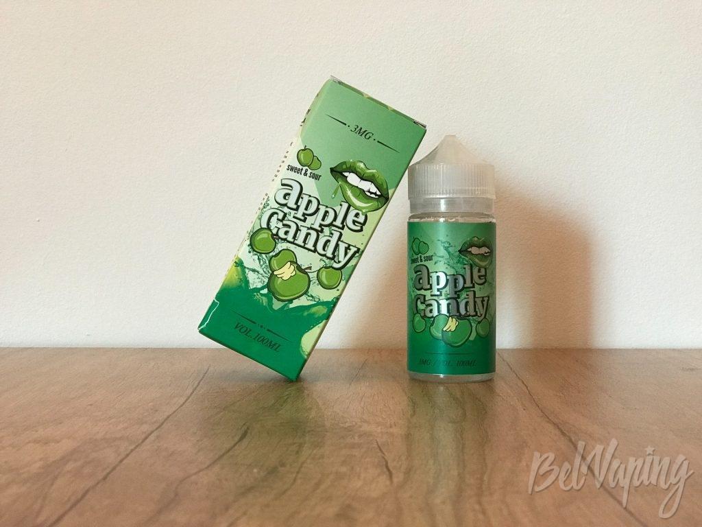 Жидкость ElectroJam - Apple Candy