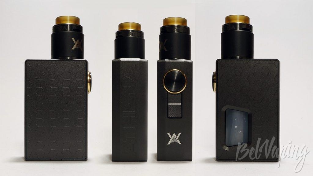 Geekvape Athena squonk kit - внешний вид
