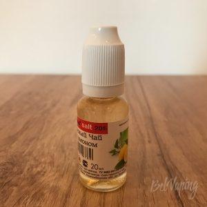Жидкость Ilfumo Salt - Зеленый чай с лимоном