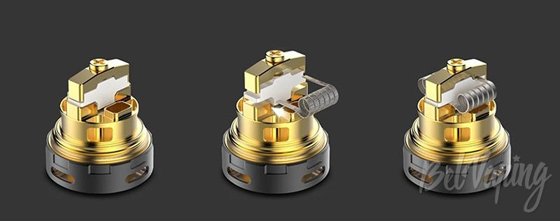 База OBS Crius 2 RTA Dual Coil