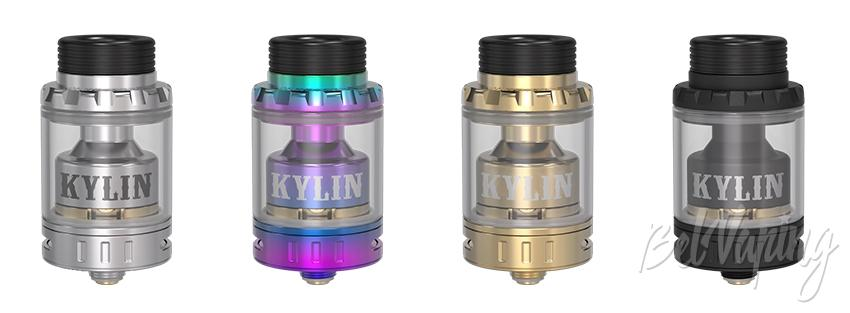 Внешний вид Vandy Vape Kylin Mini RTA
