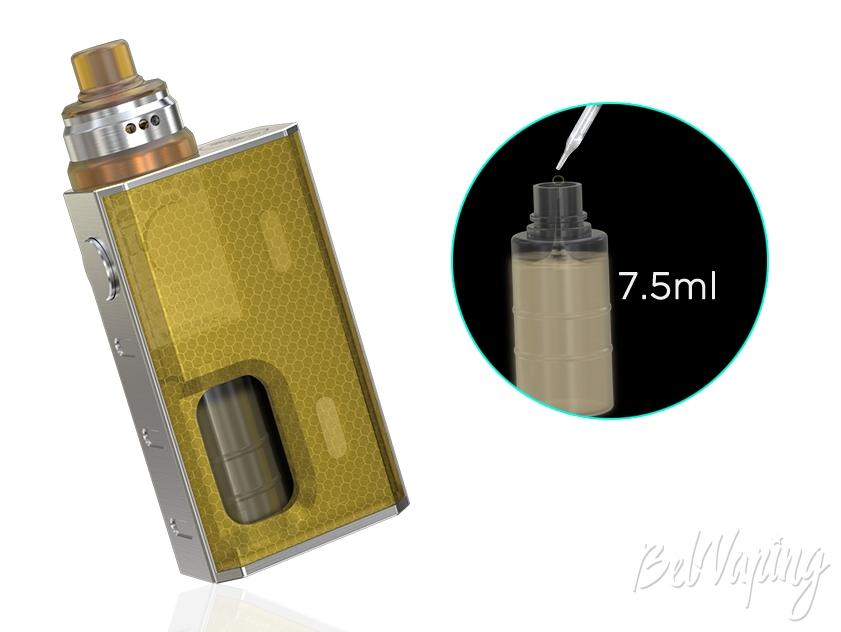 Объем Wismec Luxotic BF Squonk Box kit
