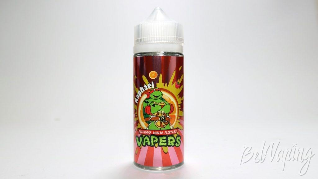Жидкости Mutant Ninja Turtles VAPERS - вкус Raphael