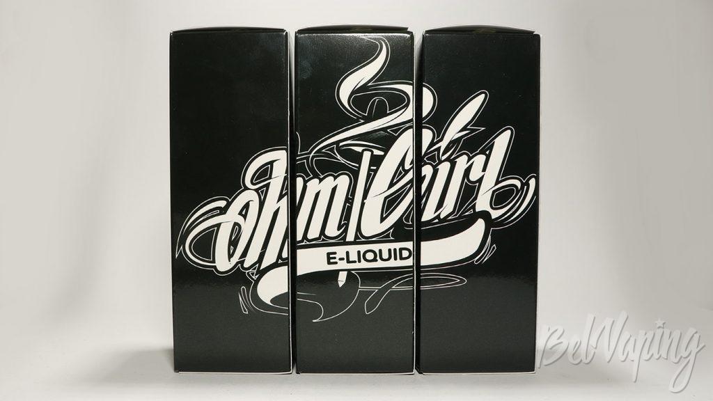Жидкости Ohm Girl - лого